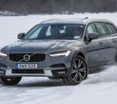 Photo n°2 de cette VOLVO V90 Cross Country