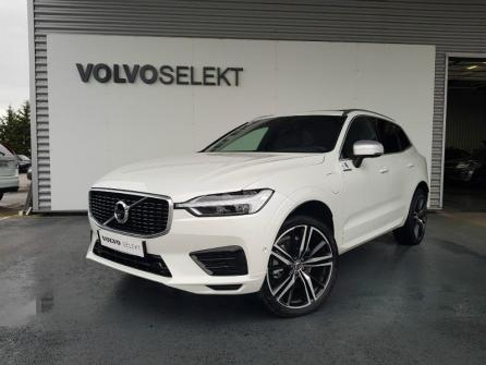 VOLVO XC60 T8 Twin Engine 320 + 87ch R-Design Geartronic à vendre à Troyes - Image n°1