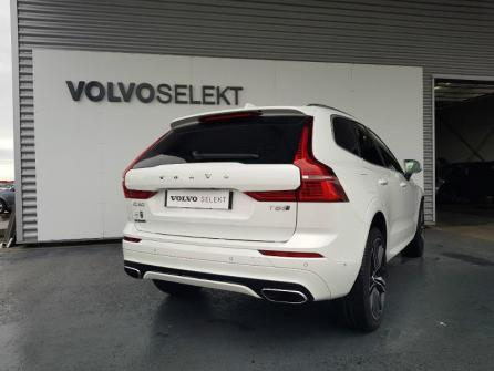 VOLVO XC60 T8 Twin Engine 320 + 87ch R-Design Geartronic à vendre à Troyes - Image n°8