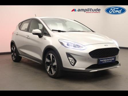FORD Fiesta Active 1.0 EcoBoost 85ch S&S Pack Euro6.2 à vendre à Dijon - Image n°3