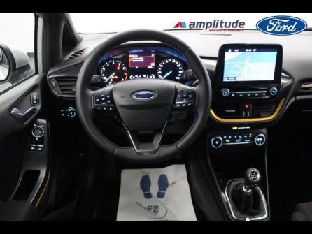 FORD Fiesta Active 1.0 EcoBoost 85ch S&S Pack Euro6.2 à vendre à Dijon - Image n°6