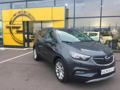 OPEL Mokka X 1.6 D 136ch BlueInjection Midnight Edition 4x2 BVA de 2018 en vente à Troyes