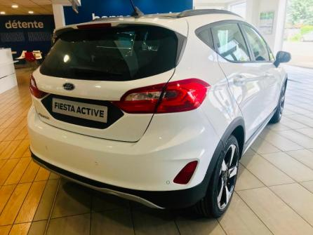 FORD Fiesta Active 1.0 EcoBoost 100ch S&S Pack Euro6.2 à vendre à Beaune - Image n°5