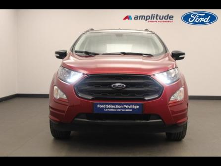 FORD EcoSport 1.0 EcoBoost 140ch ST-Line Euro6.2 à vendre à Beaune - Image n°2