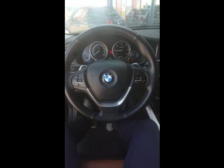 BMW X3 sDrive18dA 150ch Executive à vendre à Troyes - Image n°6