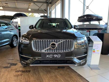 VOLVO XC90 D5 AdBlue AWD 235ch Inscription Luxe Geartronic 7 places à vendre à Troyes - Image n°2