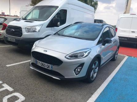 FORD Fiesta Active 1.0 EcoBoost 100ch S&S Plus Euro6.2 à vendre à Troyes - Image n°1