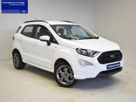 FORD EcoSport 1.0 EcoBoost 125ch ST-Line à vendre à Troyes - Image n°1