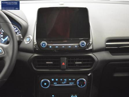 FORD EcoSport 1.0 EcoBoost 125ch ST-Line à vendre à Troyes - Image n°7