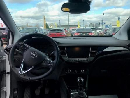 OPEL Crossland X 1.2 Turbo 110ch Design Edition Euro 6d-T à vendre à Troyes - Image n°5