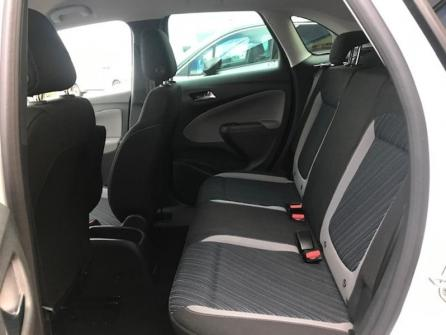 OPEL Crossland X 1.2 Turbo 110ch Design Edition Euro 6d-T à vendre à Troyes - Image n°6