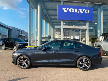 VOLVO S60 T8 Twin Engine 303 + 87ch R-Design Geartronic 8 à vendre à Troyes - Image n°2